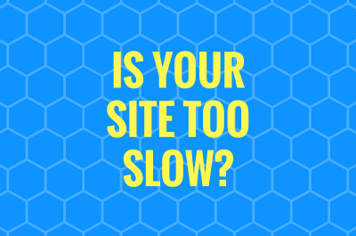 Website Speed Is Important